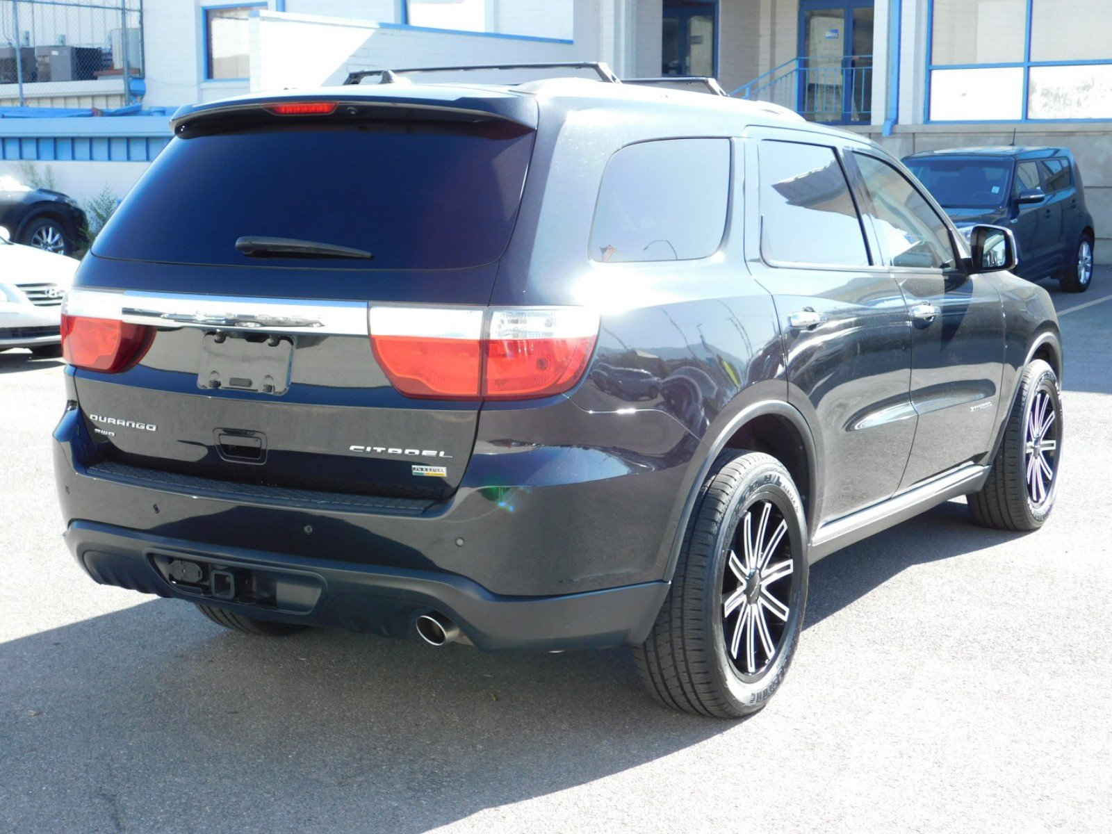 Pre-Owned 2013 Dodge Durango Citadel AWD 4dr