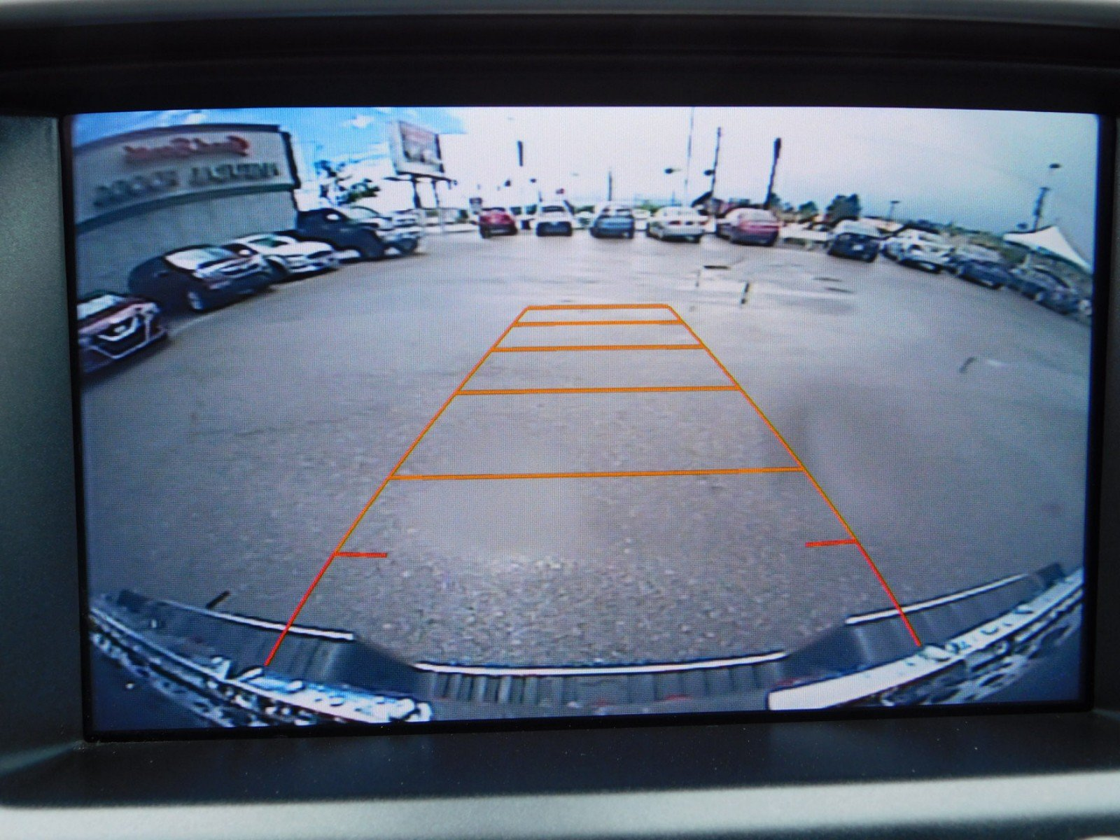 Bright Car Reverse Parking 4 Led Astern Camera Rearview Mirror Display Monitor For Bmw To Make One Feel At Ease And Energetic Rear View Monitors/cams & Kits