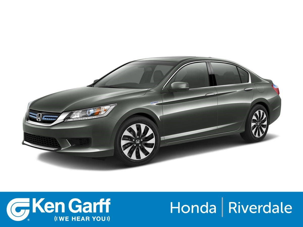 Pre Owned 2014 Honda Accord Hybrid EX L
