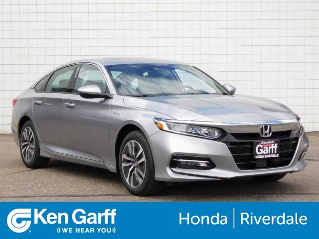 New 2019 Honda Accord Hybrid EX-L 2.0T