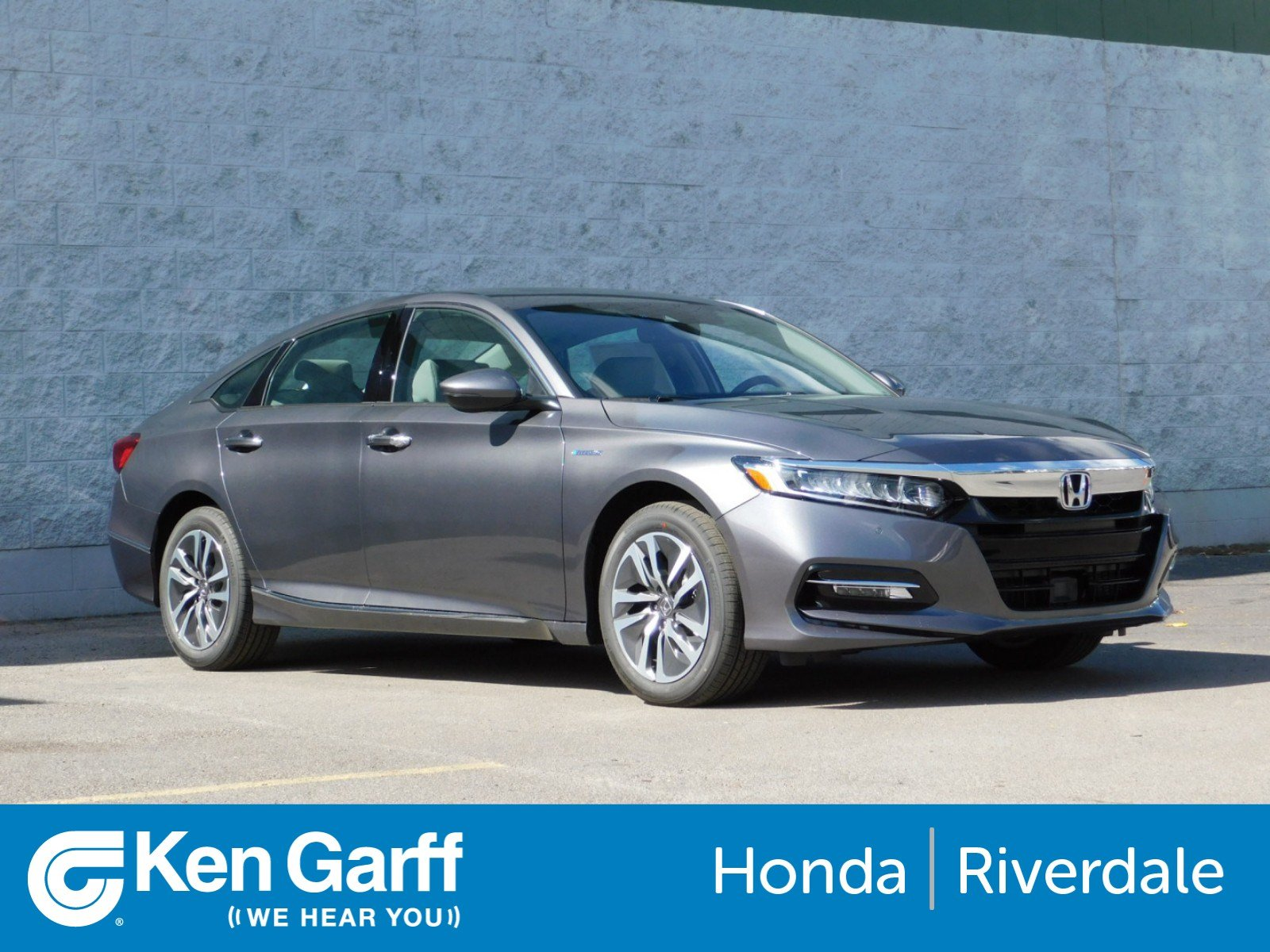 New 2018 Honda Accord Hybrid Touring 2 0T