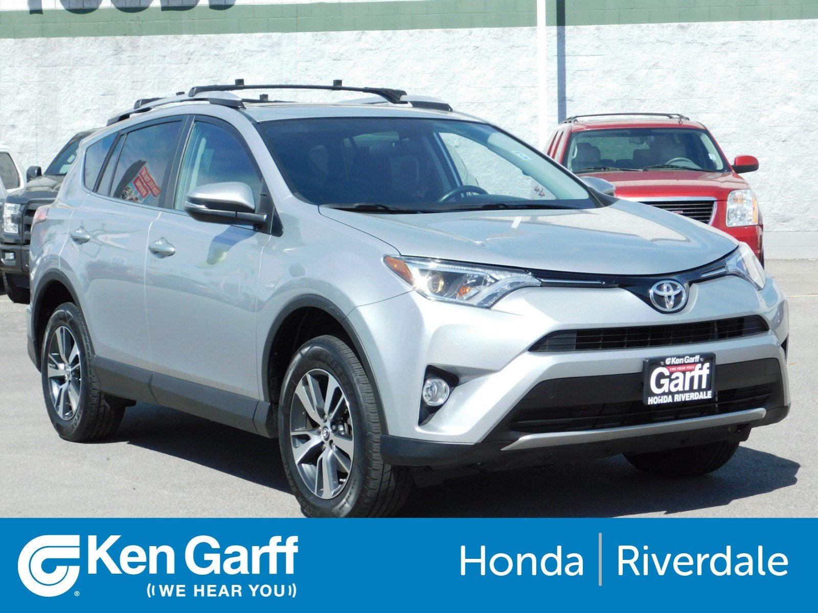 Despite Dearth Of Data Firms Sell Brain >> Pre Owned 2016 Toyota Rav4 Xle Sport Utility In Ogden 3hut283b