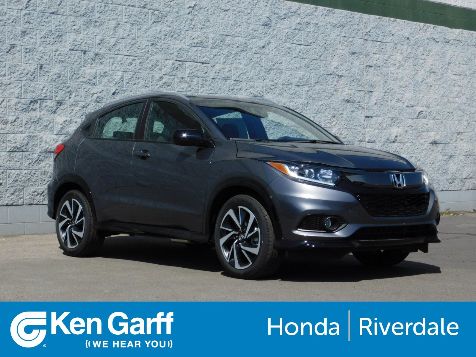 New 2019 Honda Hr V Sport Utility In Ogden 3h19051 Ken 1999 Crv Parts Route 22