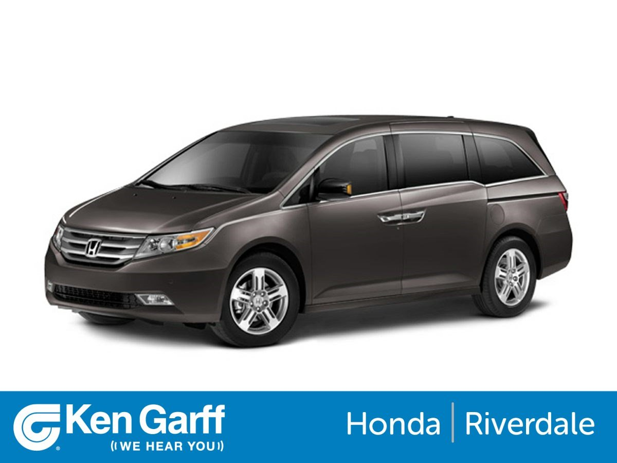 Pre-Owned 2013 Honda Odyssey 5DR TOURING