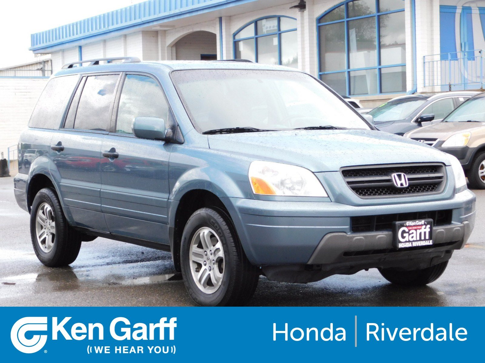 Pre-Owned 2005 Honda Pilot EX-L with RES