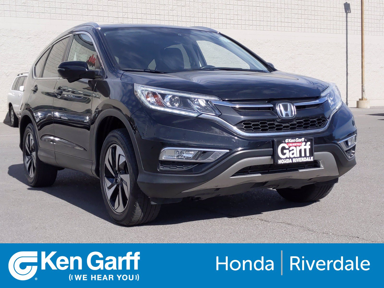 Pre-Owned 2015 Honda CR-V Touring