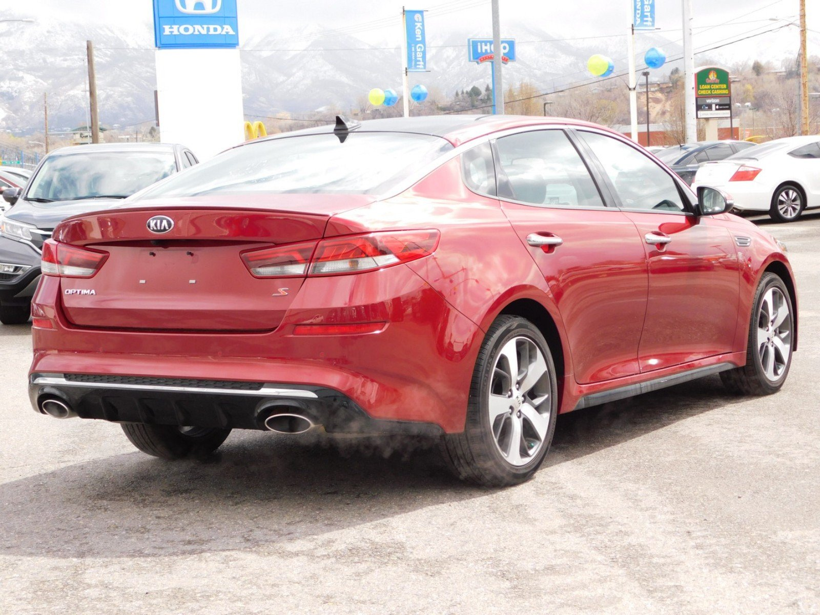 Pre Owned 2019 Kia Optima S