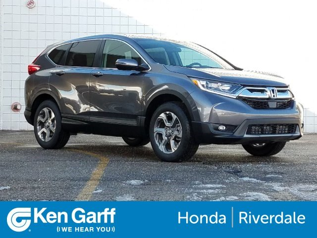 New 2019 Honda Cr V Ex Awd