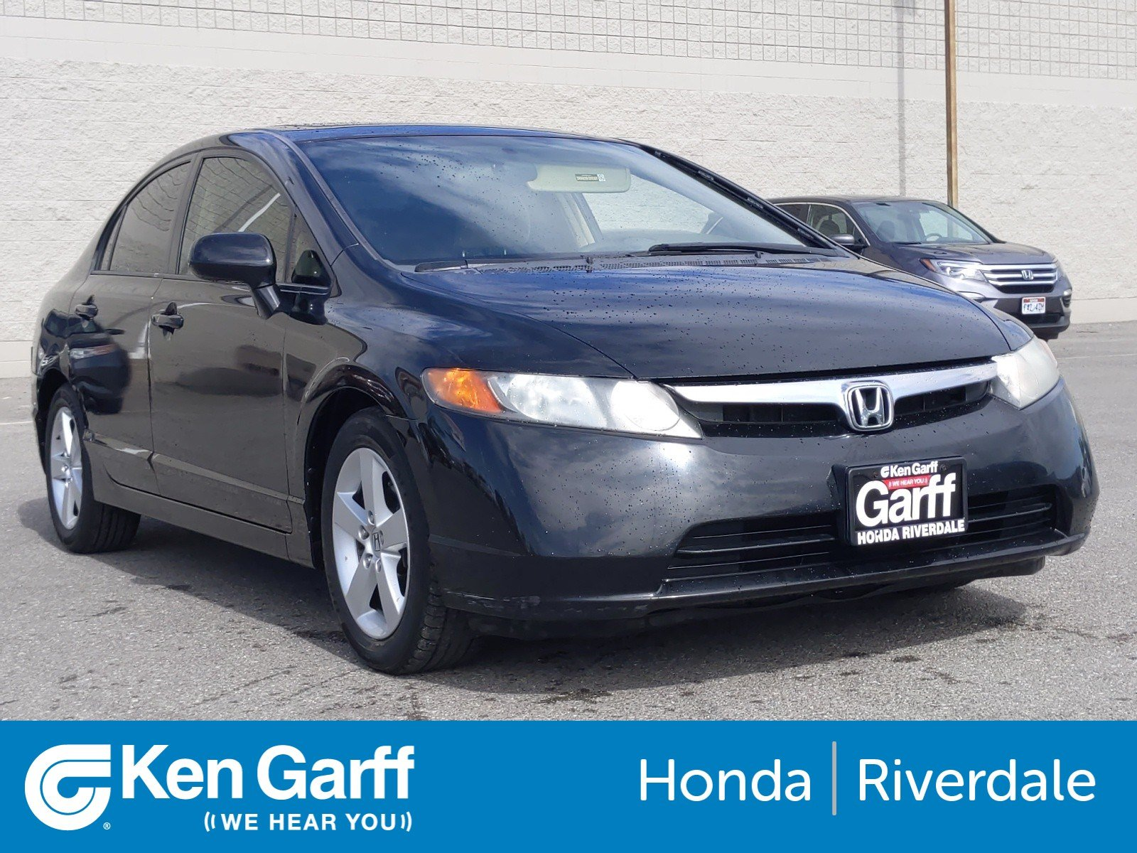 Pre-Owned 2006 Honda Civic Sdn EX