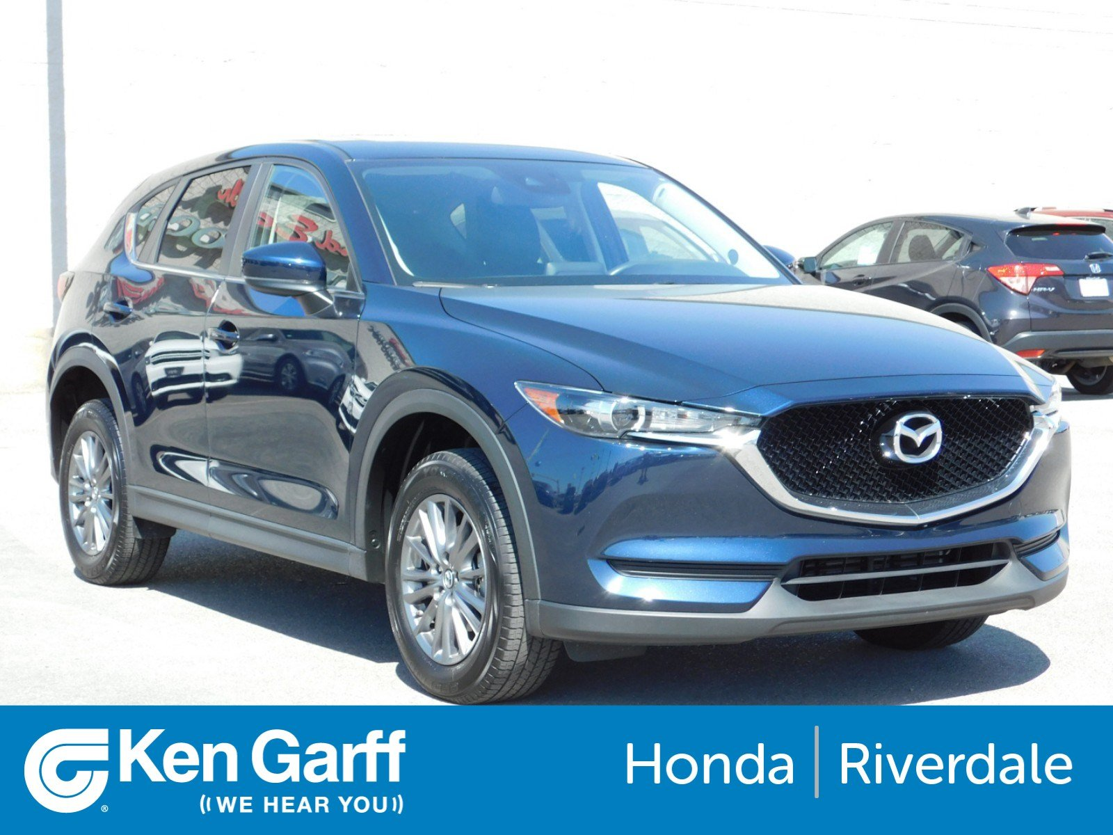 2018 Mazda CX-7: What Rumors Say >> Pre Owned 2017 Mazda Cx 5 Touring Awd