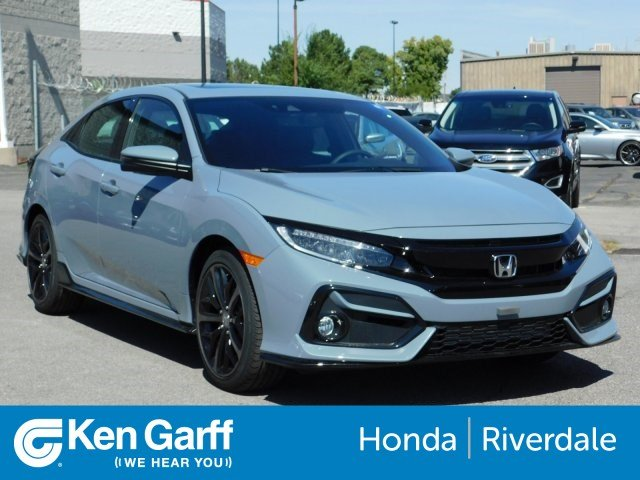 Honda Civic New >> New 2020 Honda Civic Hatchback Sport Touring Manual