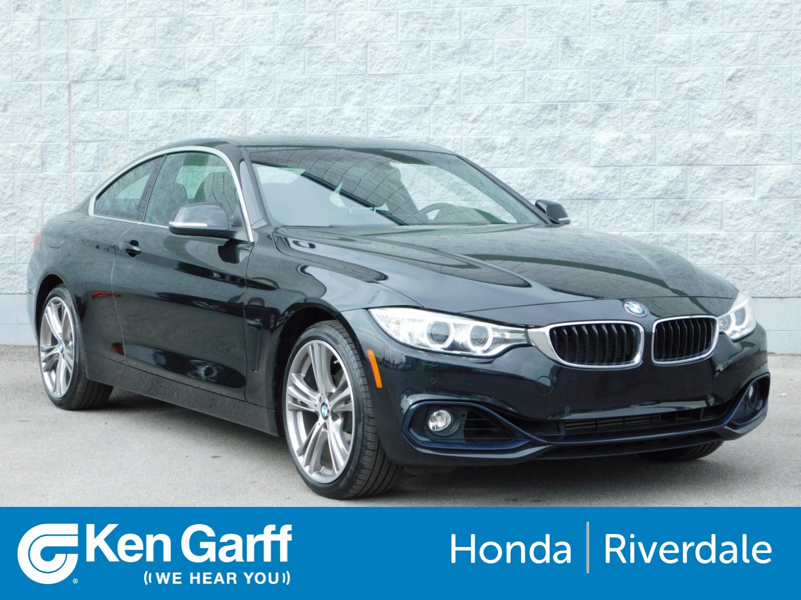 Pre Owned 2016 Bmw 4 Series 428i Xdrive