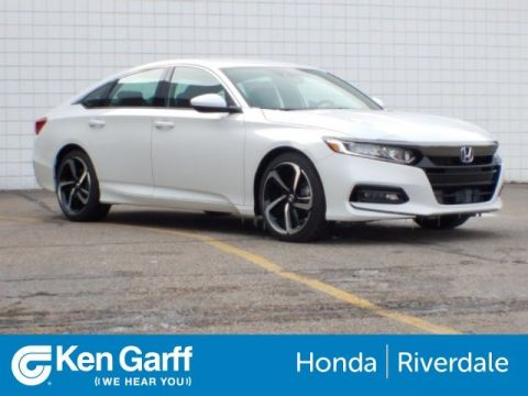 New 2019 Honda Accord Sedan Sport 1 5T 1 5T
