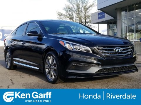Pre-Owned 2016 Hyundai Sonata 2 4L Limited 4dr Car in Ogden