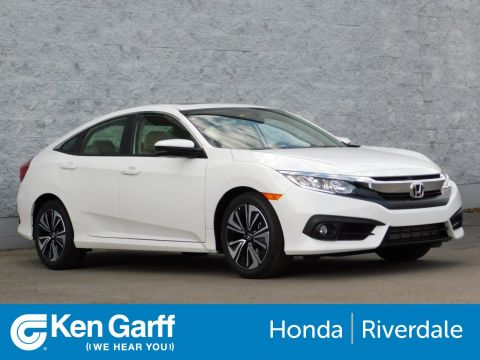 New 2018 Honda Civic Sedan EX-T